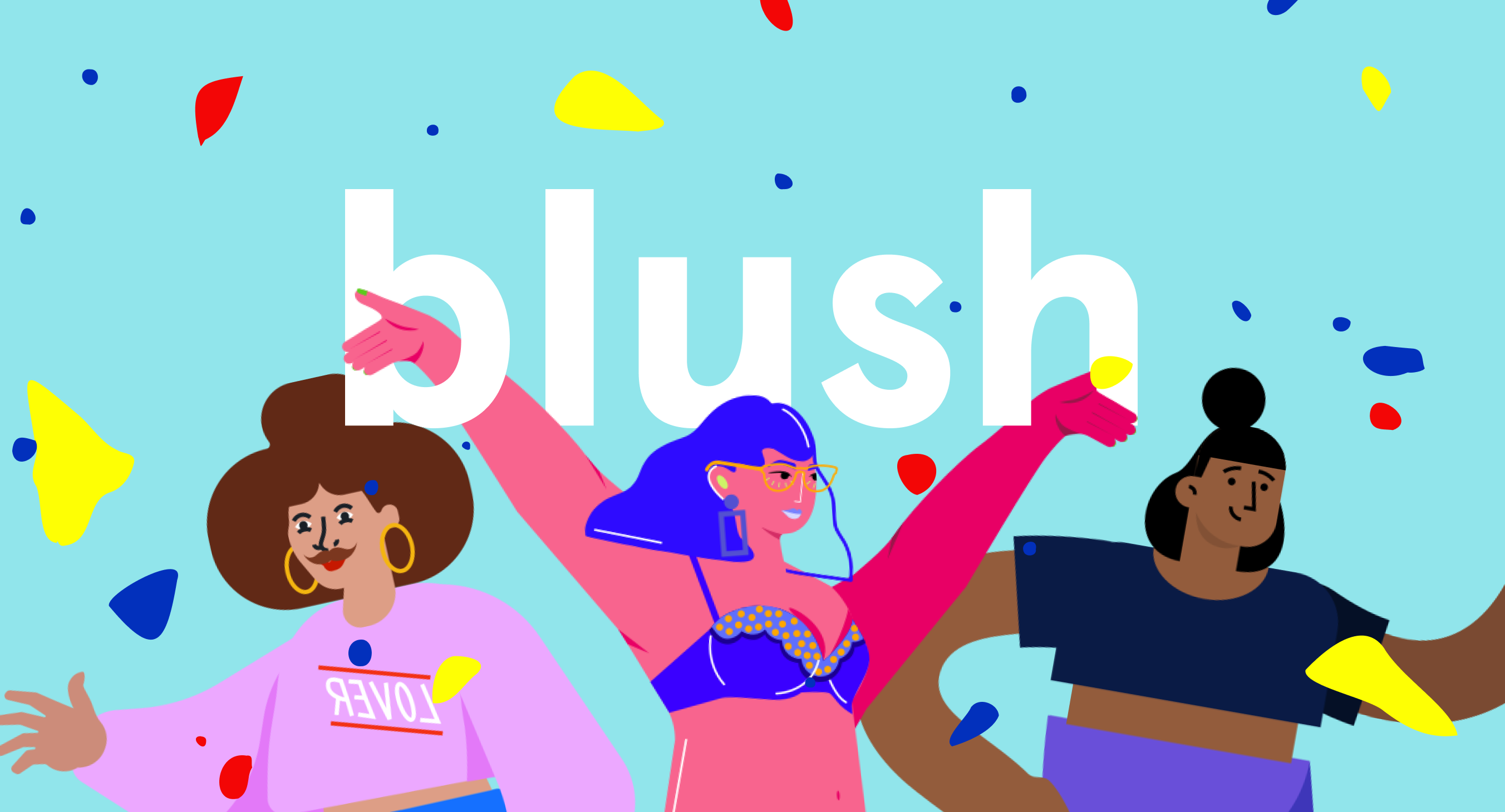 Blush Illustrations For Everyone
